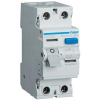 Устройство защитного отключения УЗО 2x25 A, 30 mA, A, 2м Hager CD225J