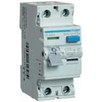 Устройство защитного отключения УЗО 2x40A, 300 mA, AC, 2м Hager CF241J
