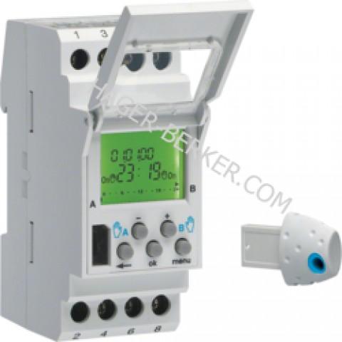 Астротаймер, 1-канальный Hager EE180