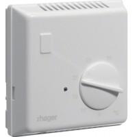 Термостат биметаллический, 230В/ 10А, контакт - переключающий Hager EK052