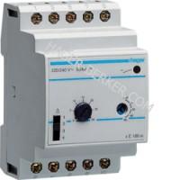 Термостат многофункциональный (-30 Cо + 90 Cо), 230В/2А, без датчика, 3м Hager EK186
