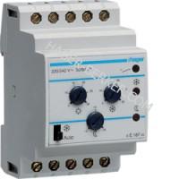 Термостат многофункциональный (+5 Cо + 30 Cо), 230В/2А, без датчика, 3м Hager EK187