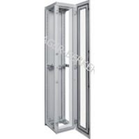 Шкаф Univers, IP54/I, 1900x350x400мм прозрачные двери, серый Hager FG21LD