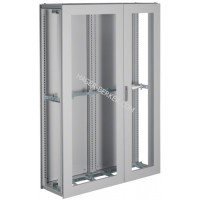 Шкаф Univers, IP54/I, 1900x1350x400мм прозрачные двери, серый Hager FG25LD