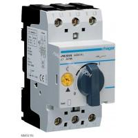 Автоматический выключатель для защиты двигателя, Iрегулировки=0,1-0,16А, 2,5м Hager MM501N