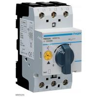 Автоматический выключатель для защиты двигателя, Iрегулировки=0,16-0,24 А, 2,5м Hager MM502N