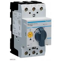 Автоматический выключатель для защиты двигателя, Iрегулировки=0,24-0,4А, 2,5м Hager MM503N