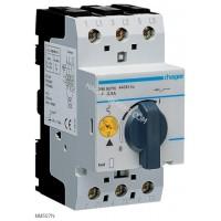 Автоматический выключатель для защиты двигателя, Iрегулировки=1,6-2,4 А, 2,5м Hager MM507N