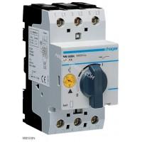 Автоматический выключатель для защиты двигателя, Iрегулировки=2,4-4,0 А, 2,5м Hager MM508N