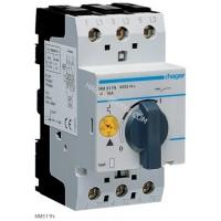 Автоматический выключатель для защиты двигателя, Iрегулировки=10,0-16,0 А, 2,5м Hager MM511N
