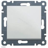Выключатель универсальный Lumina-2, белый, 10АХ/230В Hager WL0020